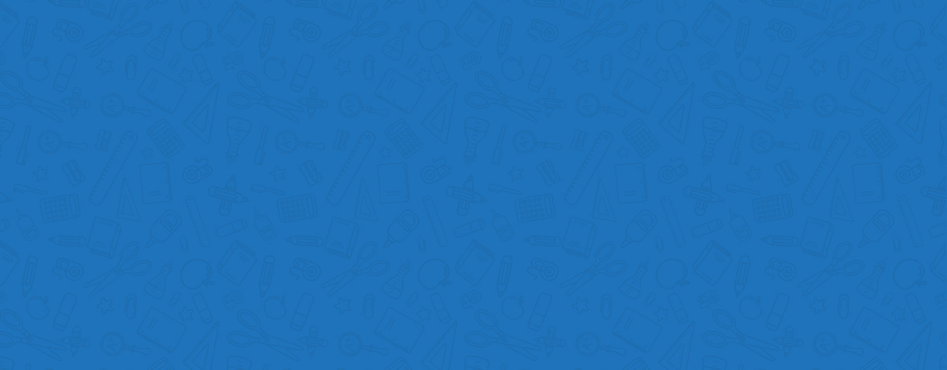 Blue school themed texture background image